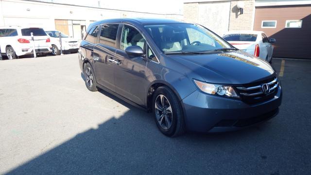 2015 Honda Odyssey EX-L w/Navi/BACKUP CAMERA/SUNROOF/$18999
