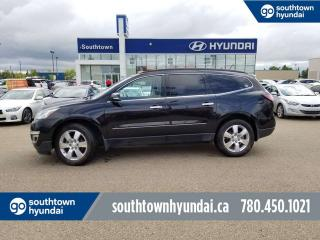 Used 2015 Chevrolet Traverse LTZ/AWD/LANE KEEP/PRE COLLISION/BACK UP CAM for sale in Edmonton, AB
