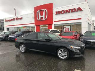 Used 2019 Honda Accord Sedan LX CVT - Heated Seats - $209 B/W for sale in Campbell River, BC
