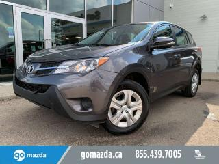 Used 2014 Toyota RAV4 LE AWD POWER OPTIONS NEW TIRES for sale in Edmonton, AB