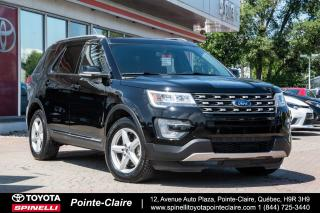 Used 2017 Ford Explorer ***SOLD***XLT AWD BAS KM! for sale in Pointe-Claire, QC