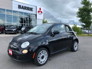 Used 2012 Fiat 500 Pop for sale in Barrie, ON