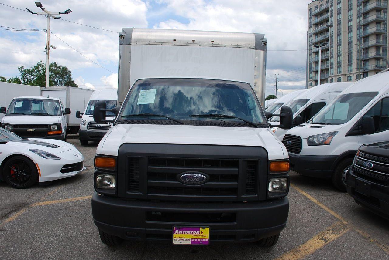 2014 Ford E350