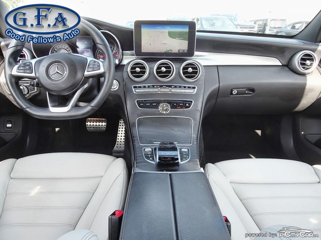 2016 Mercedes-Benz C450