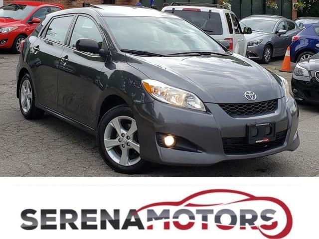 2014 Toyota Matrix MANUAL | SUNROOF | BLUETOOTH | ONE OWNER |