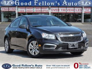 Used 2015 Chevrolet Cruze Special Price Offer..! for sale in Toronto, ON