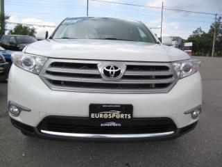 Used 2011 Toyota Highlander for sale in Newmarket, ON