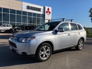 Used 2014 Mitsubishi Outlander ES All Wheel Control for sale in Barrie, ON