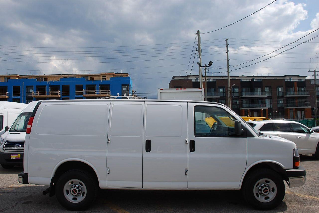 2014 GMC Savana 3500