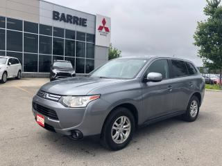 Used 2014 Mitsubishi Outlander SE V6 for sale in Barrie, ON