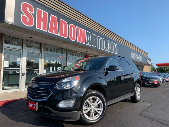 2017 Chevrolet Equinox LT -BACKUP CAM -BLUETOOTH -HEATED SEATS