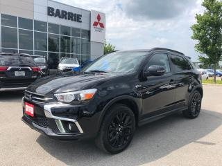 Used 2019 Mitsubishi RVR SE Black Edition for sale in Barrie, ON
