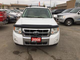 Used 2008 Ford Escape 4 Dr Auto 4x4 Limited V6 for sale in Etobicoke, ON