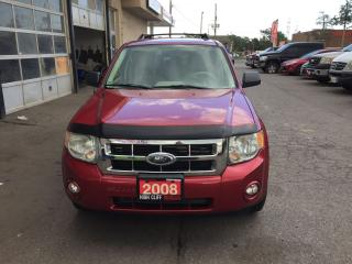 Used 2008 Ford Escape 4 Dr Auto 4x4 V6 for sale in Etobicoke, ON