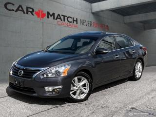 Used 2013 Nissan Altima 2.5 SL / Leather / Sunroof for sale in Cambridge, ON