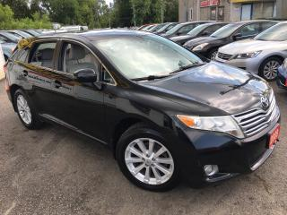 Used 2009 Toyota Venza AUTO/ AWD/ POWER GROUP/ ALLOYS/ POWER SEAT/ LOADED for sale in Scarborough, ON