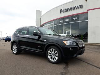 Used 2014 BMW X3 xDrive28i for sale in Pembroke, ON