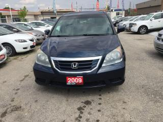 Used 2009 Honda Odyssey 8 Passenger EX-L for sale in Etobicoke, ON