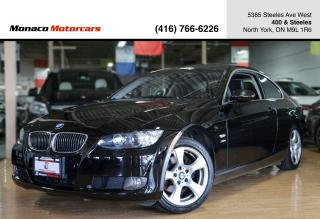 Used 2009 BMW 3 Series 328i xDrive Coupe - SUNROOF|LEATHER|HEATED SEATS for sale in North York, ON