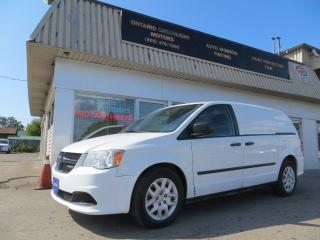 Used 2014 RAM Cargo Van RAM,COMMERCIAL,CARGO,GRAND CARAVAN,SIDE PANELS,SHE for sale in Mississauga, ON