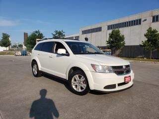 Used 2012 Dodge Journey 7 Pass, Auto, 4 door, 3/Y warranty available for sale in Toronto, ON