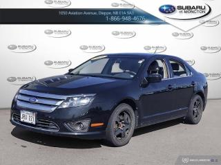 Used 2011 Ford Fusion SE for sale in Dieppe, NB