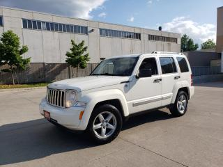 Used 2010 Jeep Liberty Limited Edition for sale in Toronto, ON