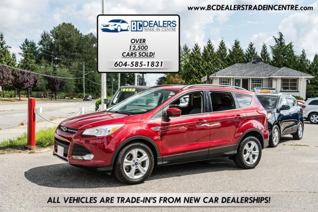 2014 Ford Escape SE ECOBOOST, Local, No Accidents, SYNC, 100k!