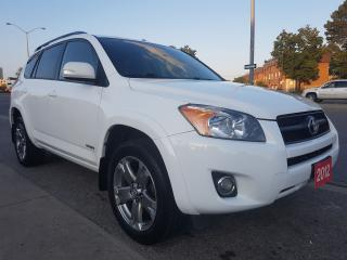Used 2012 Toyota RAV4 Sport - EXTRA CLEAN - AWD - SUNROOF - AUX - ALLOYS for sale in Scarborough, ON
