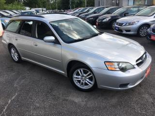 Used 2005 Subaru Legacy AUTO/ AWD/ COLD AC/ PWR GROUP/ ALLOYS/ LOADED! for sale in Scarborough, ON