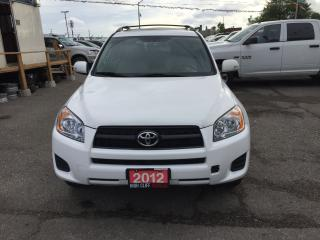 Used 2012 Toyota RAV4 4 Dr Auto for sale in Etobicoke, ON