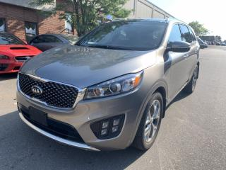 Used 2016 Kia Sorento AWD 4dr 3.3L 7-Seater for sale in North York, ON