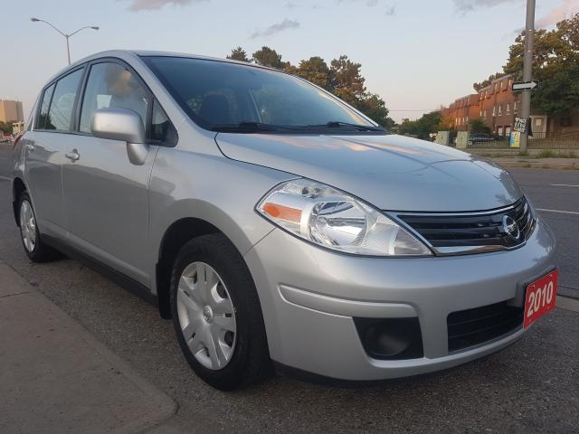 2010 Nissan Versa 1.8 S-MINT CONDITION-ONLY 53K - 4 CYL- MUST SEE!!!