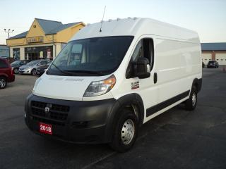 Used 2018 RAM ProMaster 2500 HighRoof 3.6L Cargo Van 159