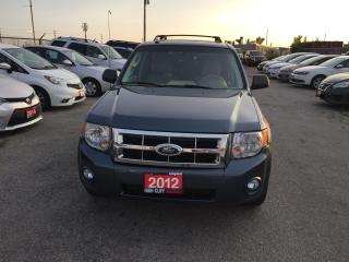 Used 2012 Ford Escape 4 Dr Auto V6 for sale in Etobicoke, ON