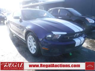 2010 Ford Mustang 2D Coupe