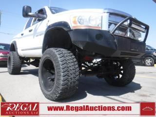 Used 2006 Dodge Ram 3500 4D Quad CAB 4WD for sale in Calgary, AB