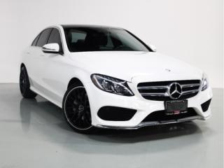 Used 2016 Mercedes-Benz C-Class C300   AMG   PANO   BLINDSPOT for sale in Vaughan, ON