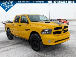 Used 2019 RAM 1500 Classic ST Express - Rumble Bee | Stinger Yellow | Lifted for sale in Indian Head, SK