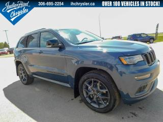 New 2019 Jeep Grand Cherokee Limited X 4x4 | Leather | Sunroof | Nav for sale in Indian Head, SK