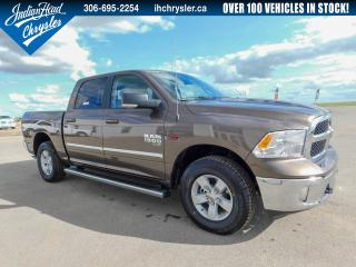 New 2019 RAM 1500 Classic SLT 4x4 | EcoDiesel | Bluetooth for sale in Indian Head, SK