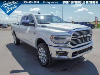 New 2019 RAM 2500 New Laramie 4x4 | Nav | Cummins Diesel for sale in Indian Head, SK