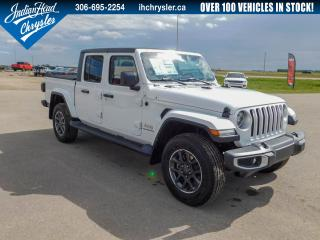New 2020 Jeep Gladiator Overland 4x4 | Remote Start | Bluetooth for sale in Indian Head, SK