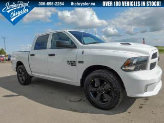 Used 2019 RAM 1500 Classic Express Blackout 4x4 | HEMI | Fog Lamps for sale in Indian Head, SK