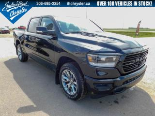 Used 2019 RAM 1500 Sport 4x4 | Leather | Bluetooth | Nav for sale in Indian Head, SK