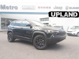 Used 2019 Jeep Cherokee Upland for sale in Ottawa, ON