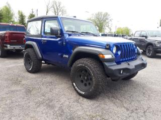 New 2019 Jeep Wrangler SPORT for sale in Ottawa, ON