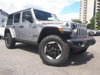 New 2019 Jeep Wrangler Unlimited Rubicon for sale in Ottawa, ON