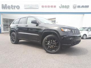 New 2019 Jeep Grand Cherokee Altitude for sale in Ottawa, ON