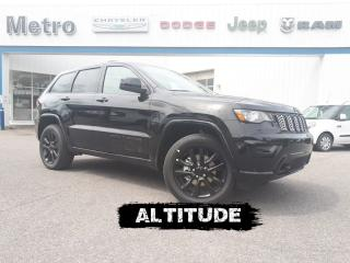 New 2019 Jeep Grand Cherokee Altitude - End of August Sale for sale in Ottawa, ON